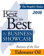 Tidewater Oil - Business of the year